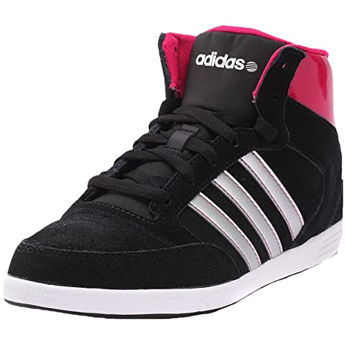 on sale 1c16b 5035f Women s Adidas Neo Hoops Vulc Daily Twist Mid Trainers Hi Top Vl Gym Sports  Shoes  Amazon.co.uk  Shoes   Bags