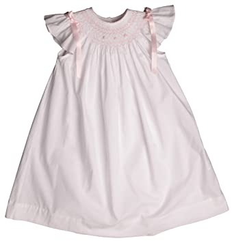 Amazon.com: Strasburg Children Toddler Easter Smocked Dress Girls ...