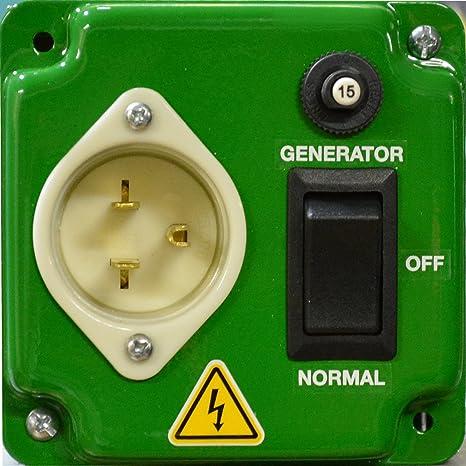 ez generator switch generator manual transfer switch universal ul csa approved 1990 Ezgo Wiring Diagram