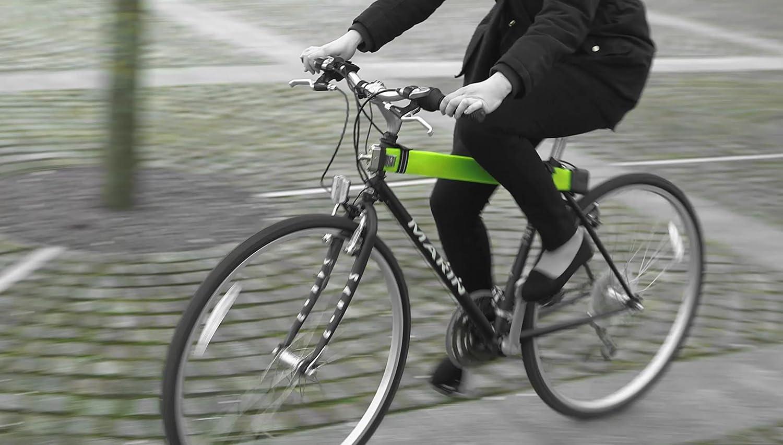 Cerradura de bicicleta LITELOK® Gold Original (verde boa): Amazon.es: Deportes y aire libre