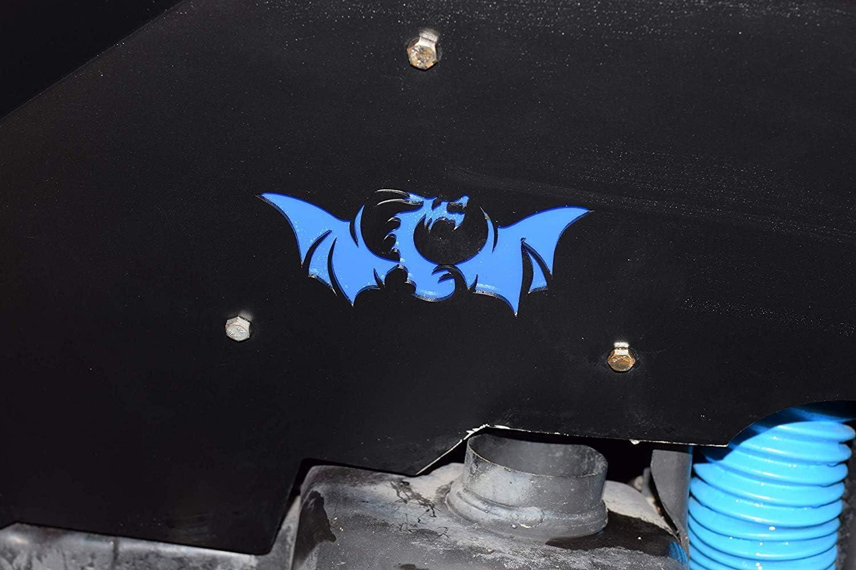 4 Pcs Inner Fender Liners Lightweight Aluminum Design Protection and Increased Air Flow for J-eep Wrangler 2007-2018 JK JKU Sahara Rubicon Unlimited Sport 2 Doors//4 Doors