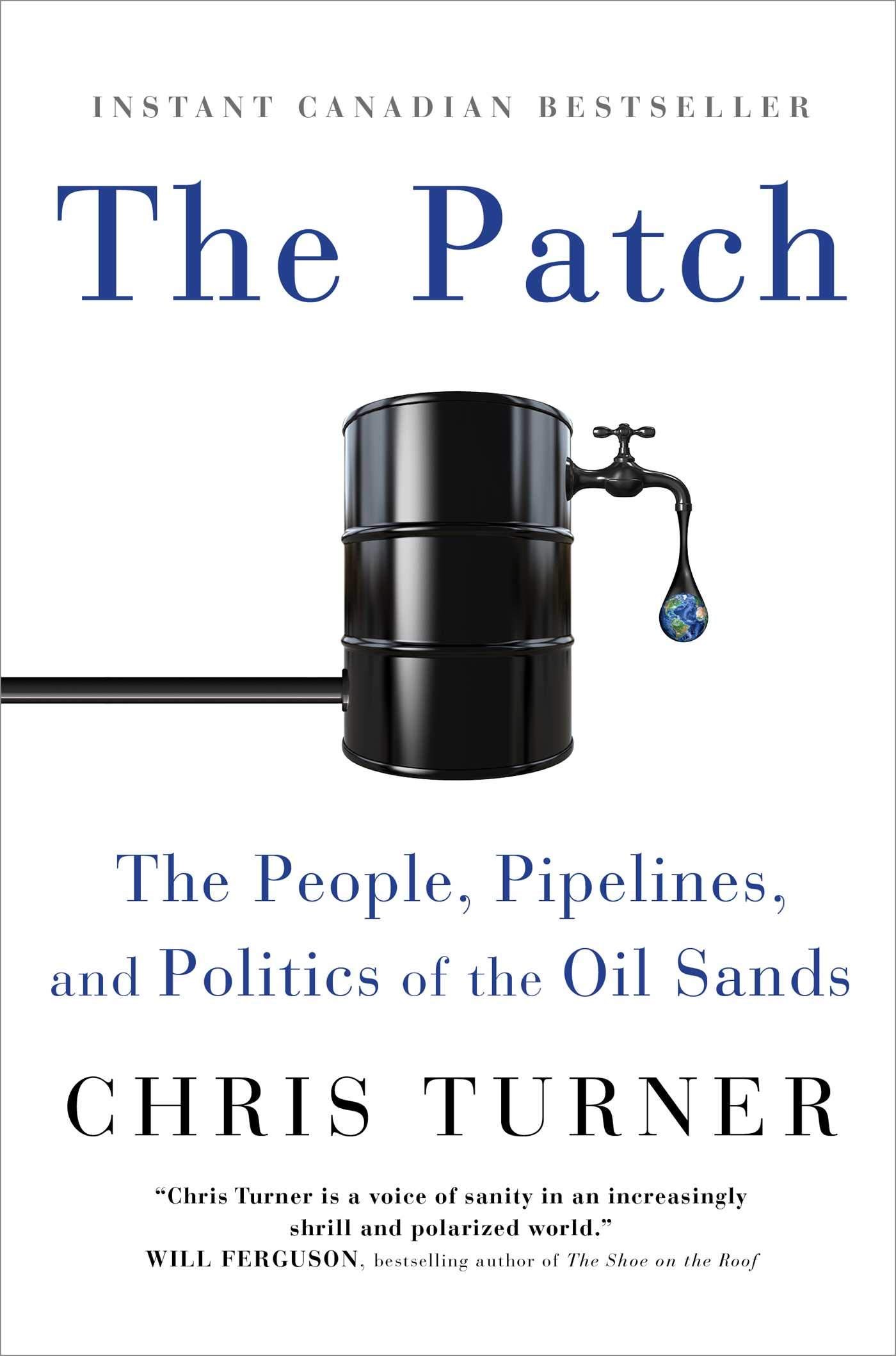 Patch People Pipelines Politics Sands product image