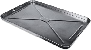 "WirthCo 94482 Funnel King 17 1/2"" x 25 3/4"" Drip Tray, Galvanized, Heavy Duty"