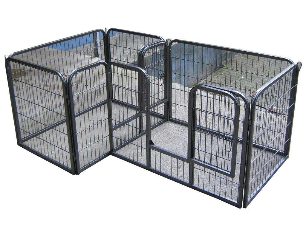 colorways incredibili Bc-elec - 5663-1590 Recinzione Recinzione Recinzione per cuccioli, cani e altri animali, 7 pannelli, modulare  miglior servizio