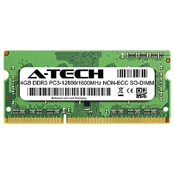 A-Tech 4GB Module for Acer Aspire E 15 (E5-576-392H) DDR3 ...