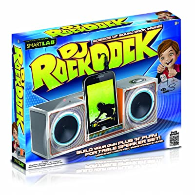 SmartLab Toys DJ Rock Dock: Toys & Games