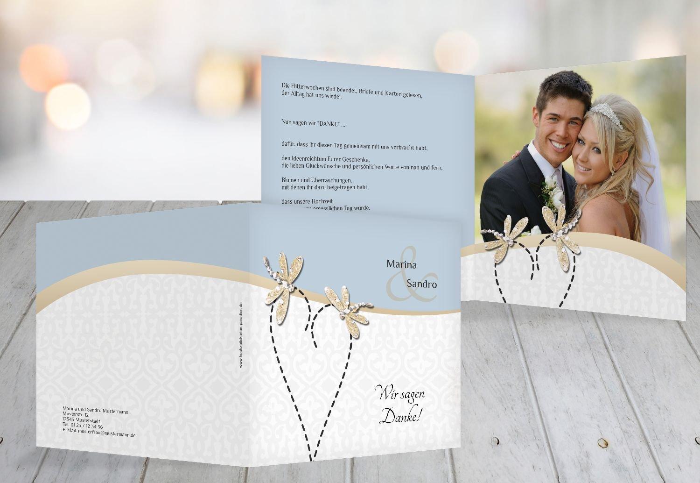 Kartenparadies Danksagung für Hochzeitsgeschenke Hochzeit Dankeskarte Unzertrennlich, hochwertige Danksagungskarte Hochzeitsglückwünsche inklusive Umschläge   20 Karten - (Format  145x145 mm) Farbe  ApfelGrün B01N9U4657 | Große Au