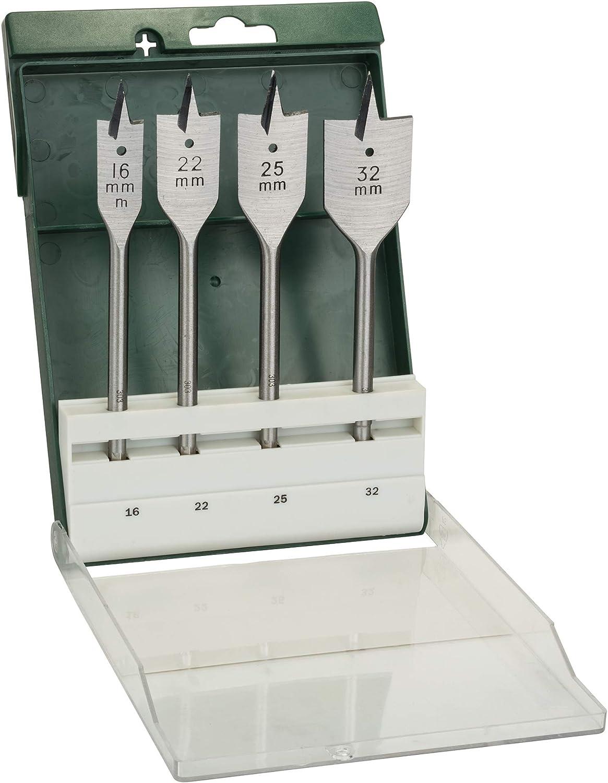 4 Pieces Bosch 2609255275 Flat Drill Bit Set