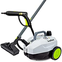 Ivation 1800W Canister Steam Cleaner with 14 Accessories, Multi-Purpose Chemical-Free Household Cleaning and Sanitizing…