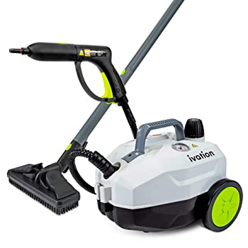 Ivation 1800W Canister Cleaner with 14 Accessories