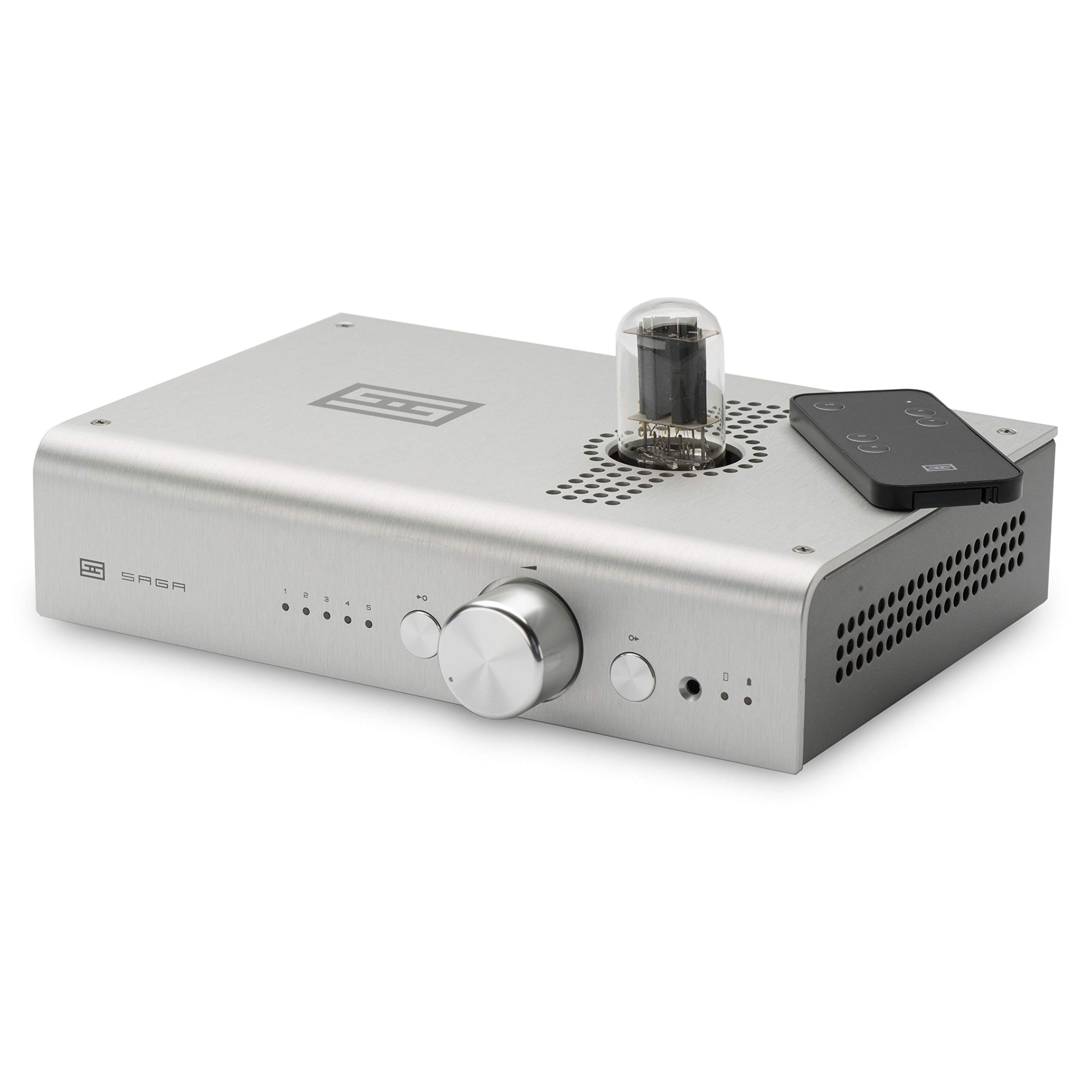 Schiit Saga Active/Passive Preamp with Remote Control by Schiit