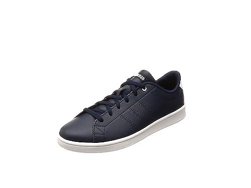 adidas frauen von vorteil ist, saubere qt - niedrige top sneakers.