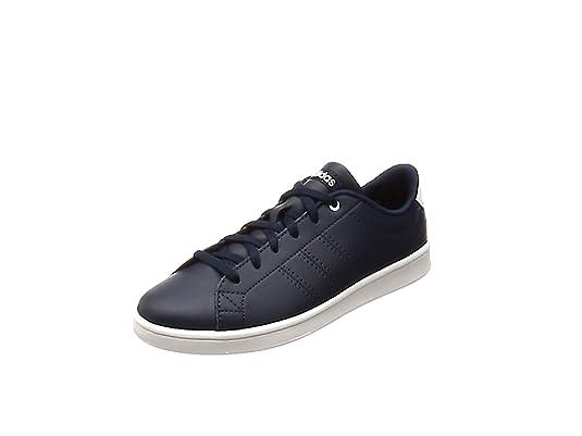 reputable site 624b4 98a47 adidas Advantage Cl QT W, Scarpe da Tennis Donna, Blu Conavy Ftwwht 000