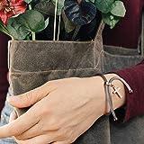 CIUNOFOR Charm Bracelet for Women Girls Italian