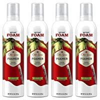 Old Spice Foamer Body Wash for Men, Fiji With Palm Tree Scent, Inspired by Natural Elements, 10.3 Fl Oz (Pack of 4)