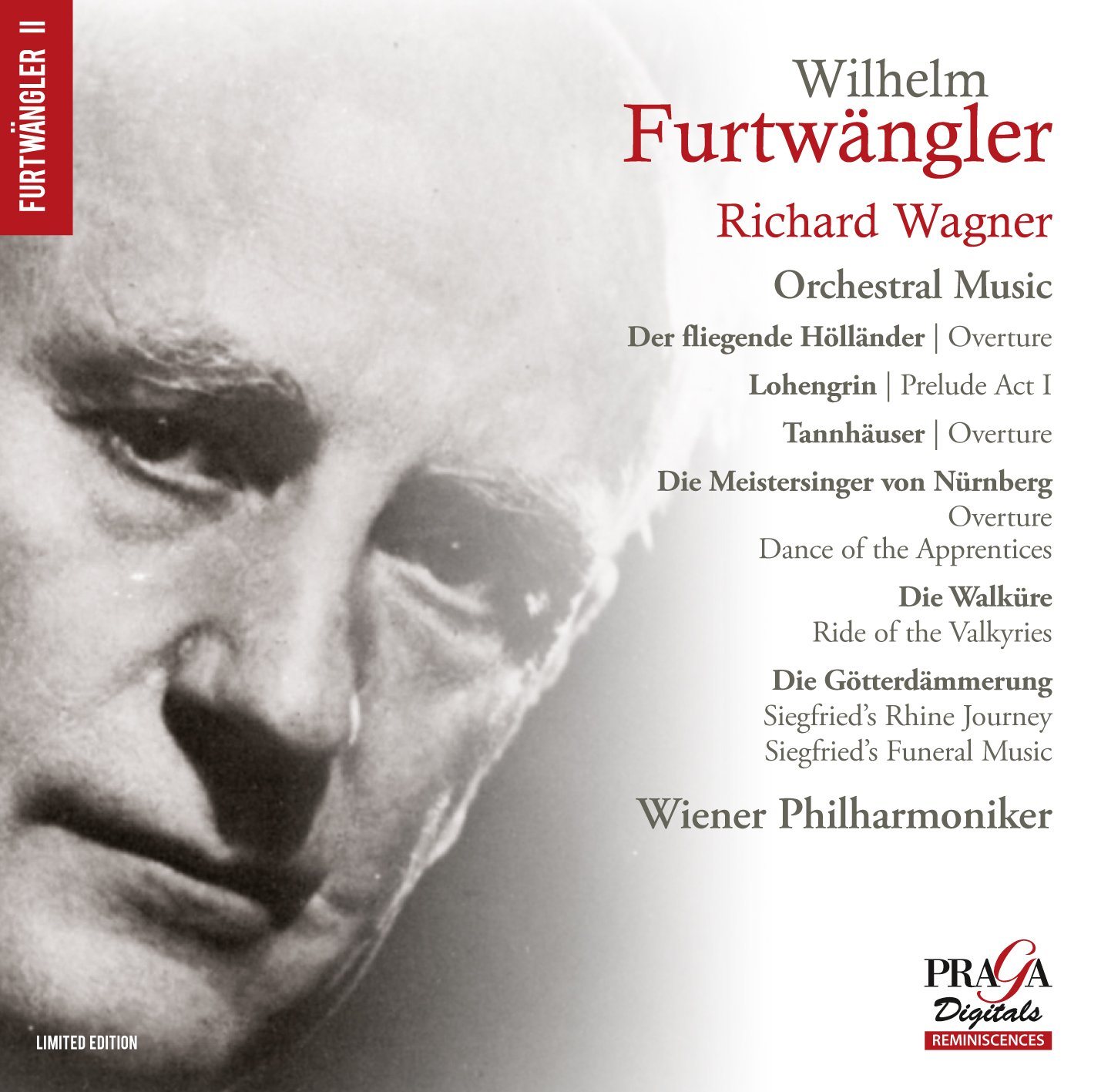 Wagner: Orchestral Music by CD
