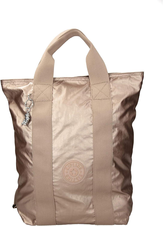 Kipling K15941P24 mochila Mujer bronce PZ: Amazon.es: Ropa y accesorios