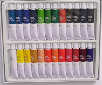 Set de Pinturas de nting y Pintura nt se para Acuarelas, Kit de Pintura para Acuarela Profesional: Amazon.es: Electrónica