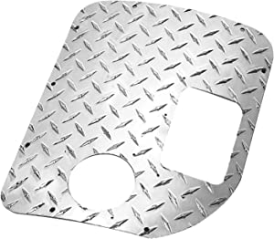 Warrior Products 90440 2-Hole Shifter Cover for Jeep CJ7 80-86