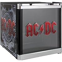 Husky AC/DC - Frigorífico (Independiente, Negro, Derecho, 50L