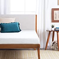LINENSPA Gel Memory Foam Mattress - Firm Support