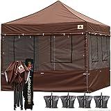 Amazon Com Impact Canopies 10 Vendor Food Mesh Walls