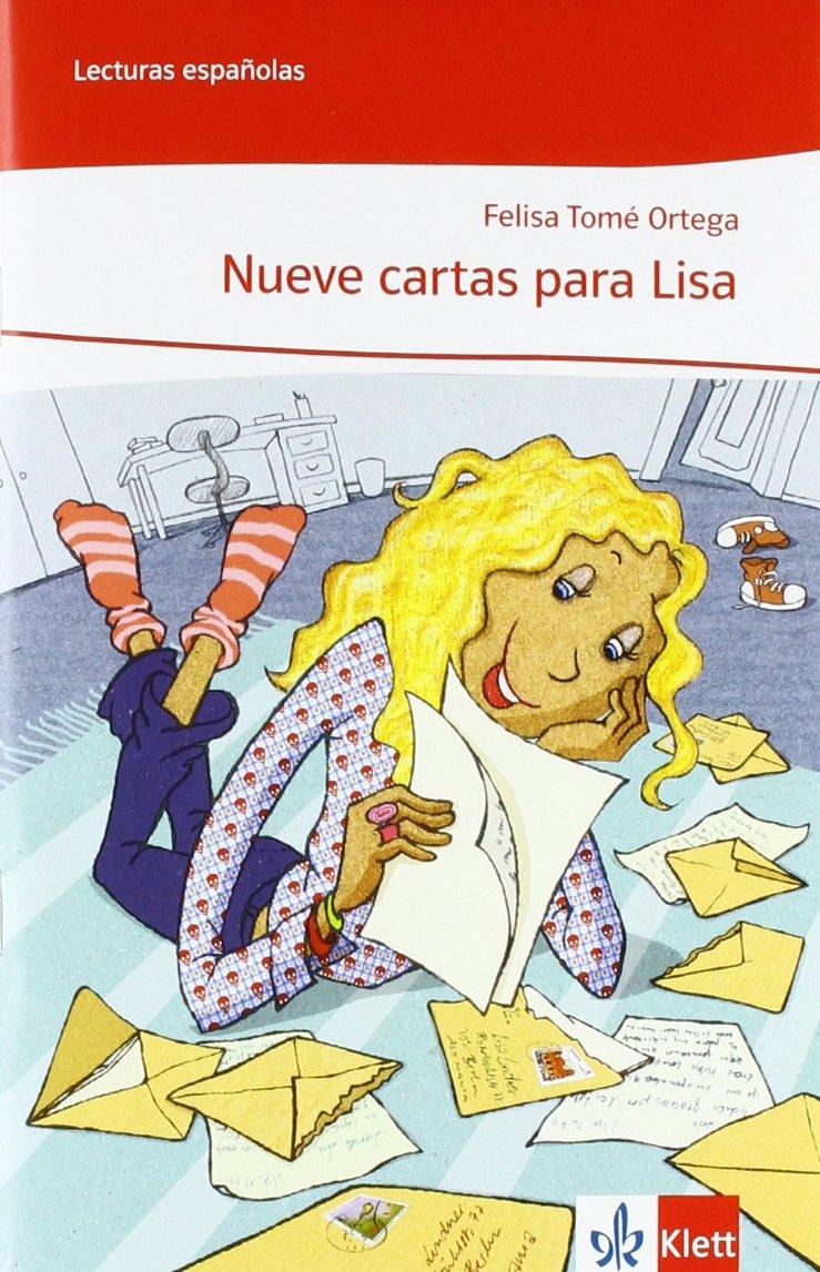 Nueve cartas para Lisa: Lektüre Klasse 8/9: A2+ (Lecturas españolas)