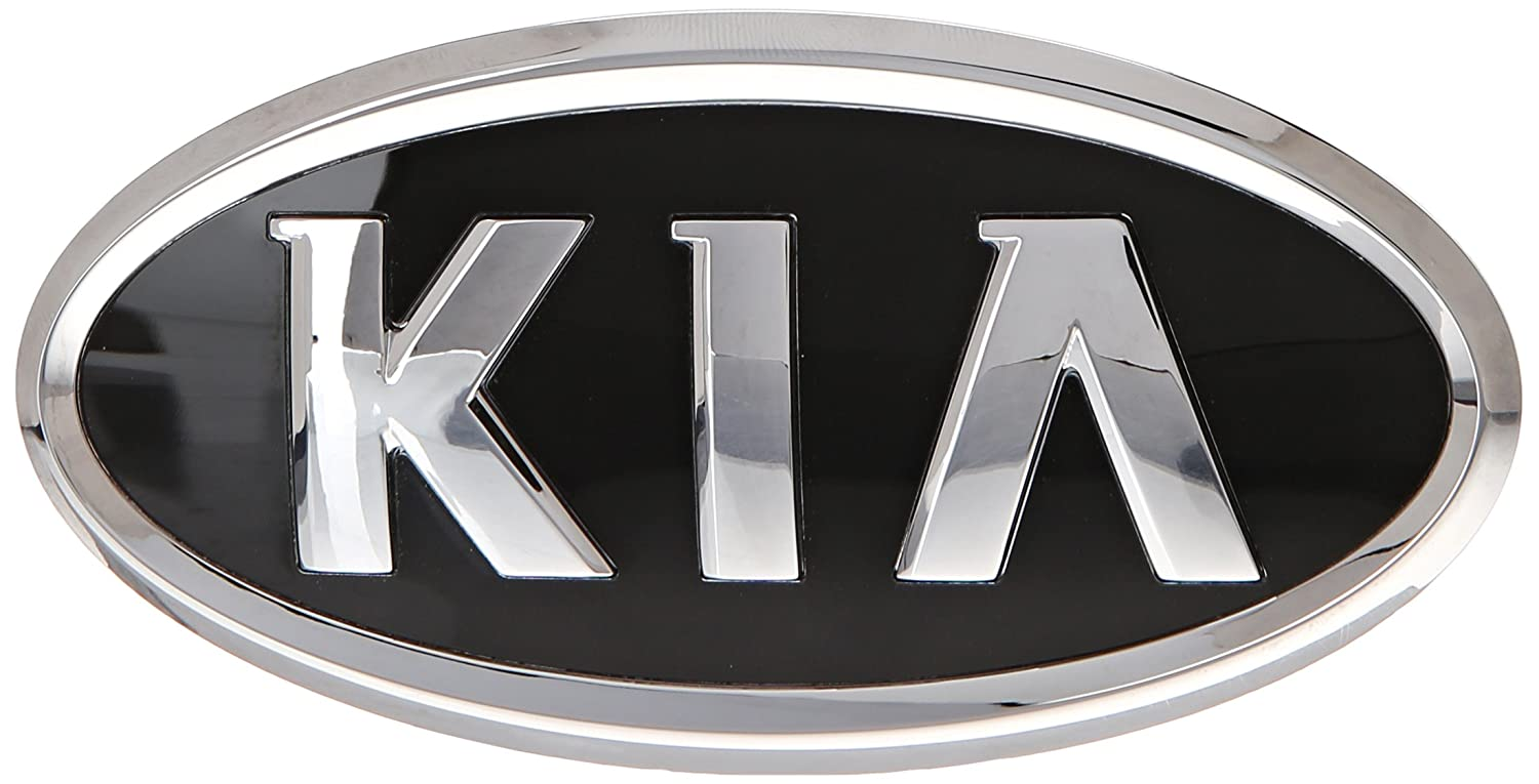 Kia Genuine 86320-1W000 Logo Assembly