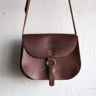 product image for The Derby Crossbody Fine Leather Purse