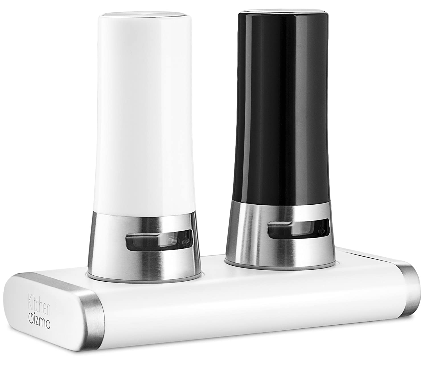 Amazon Kitchen Gizmo Magnetic Salt and Pepper Shaker Set
