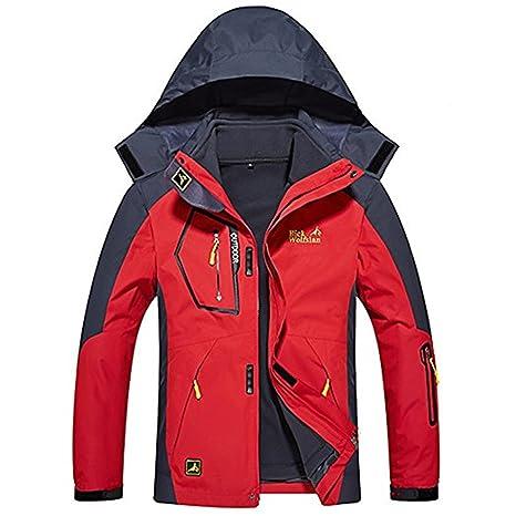 amazon giacche a vento uomo montagna sportive