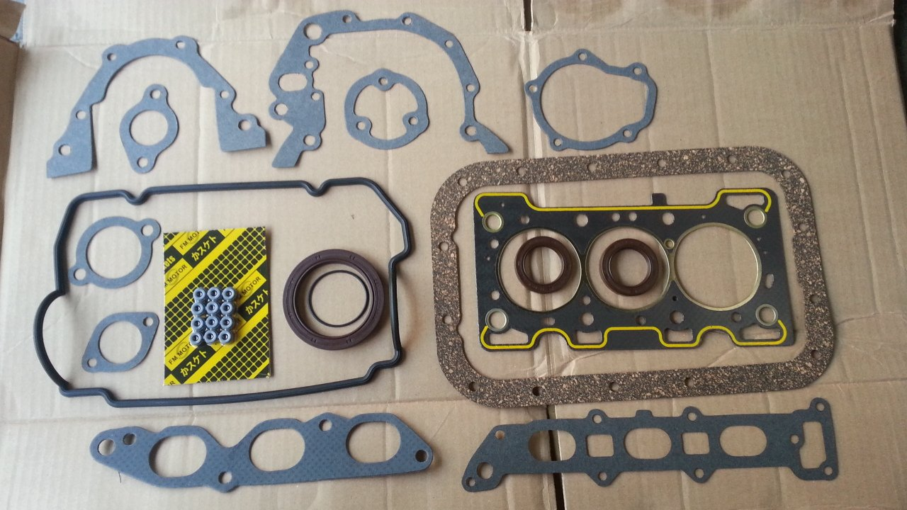 Full Engine Gasket Overhaul Kit Suzuki F6A DD51T DB51T DB52T Non-Turbo