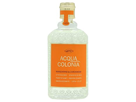 4711 Acqua Colonia Mandarina & Cardamomo Splash & Spray Agua de Colonia ...