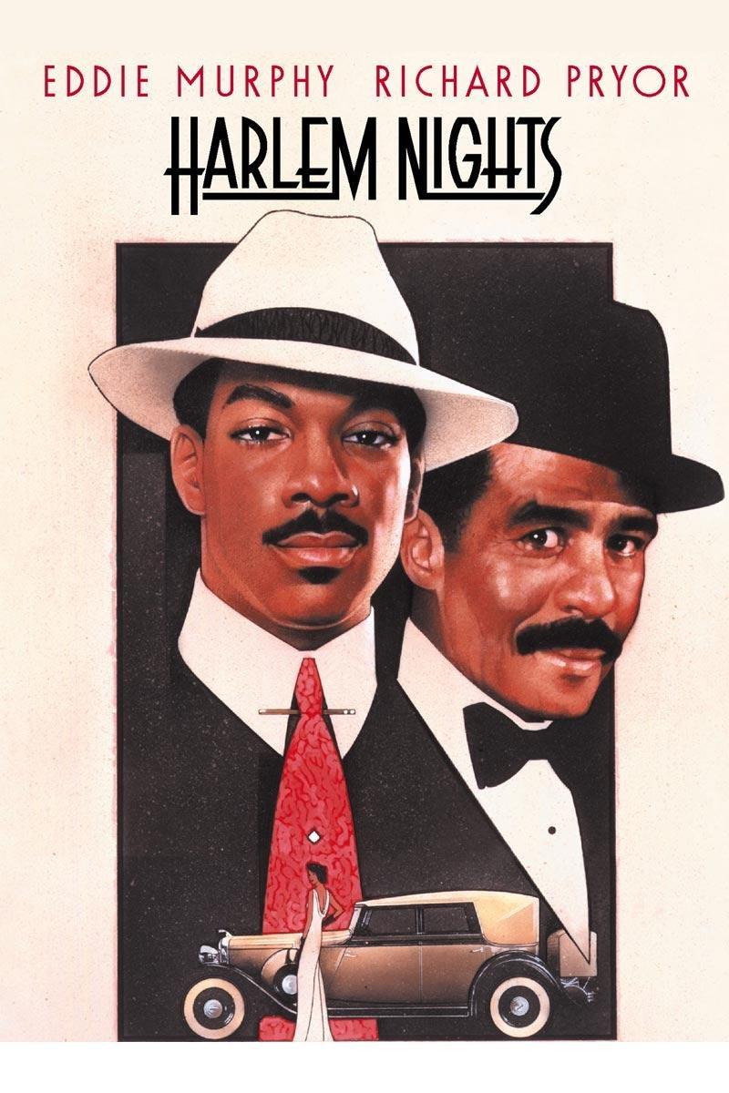 Amazon Com Harlem Nights Eddie Murphy Richard Pryor Redd Foxx