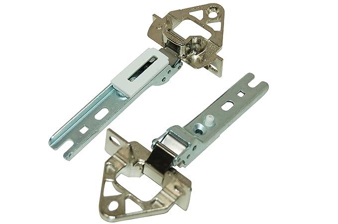 Bosch Siemens nevera congelador puerta bisagra Kit. Genuine número ...