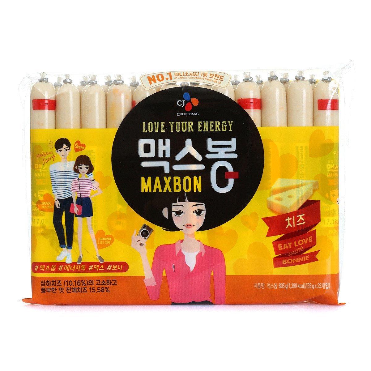 cj Korean mini sausage stick, 805g, 23 count