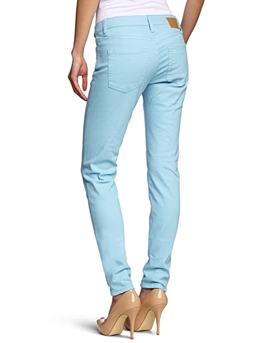 Part Two Damen Jeans E45895005 / ENNA 146 Skinny / Slim Fit (Röhre) Normaler  Bund: Amazon.de: Bekleidung