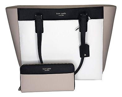 best service 068b8 ef594 Amazon.com: Kate Spade New York Cameron Laptop Tote WKRU5840 bundled ...