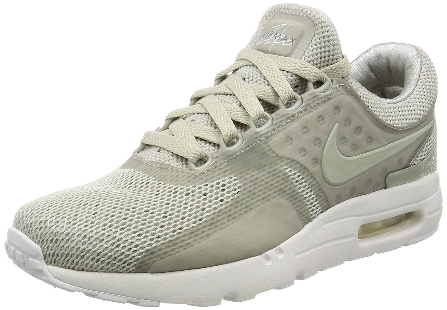 5c3a90c647 Galleon - NIKE Air Max Zero Essential Mens Running Shoes (14 D(M) US, Pale  Grey/Pale Grey-Summit White)