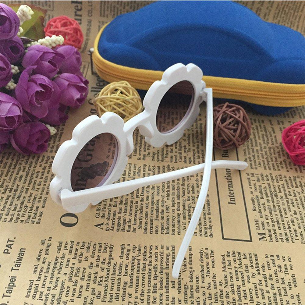 Amazon.com: ShiningLove - Gafas de sol para niños, diseño de ...
