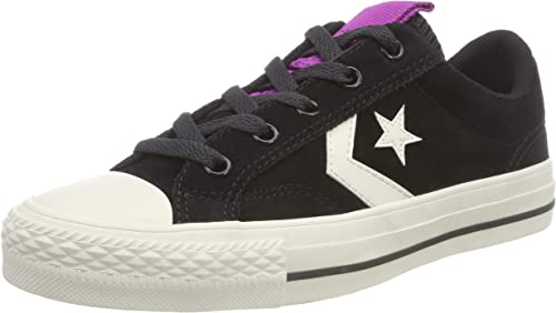 Converse Chaussures Converse Star Player Ox Black Egret Icon