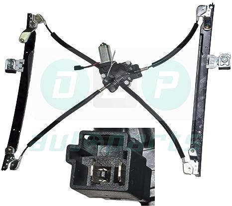 D2P para Chrysler Voyager MK3 2,5 CRD Frontal Derecho eléctrico Ventana Reguator con Motor