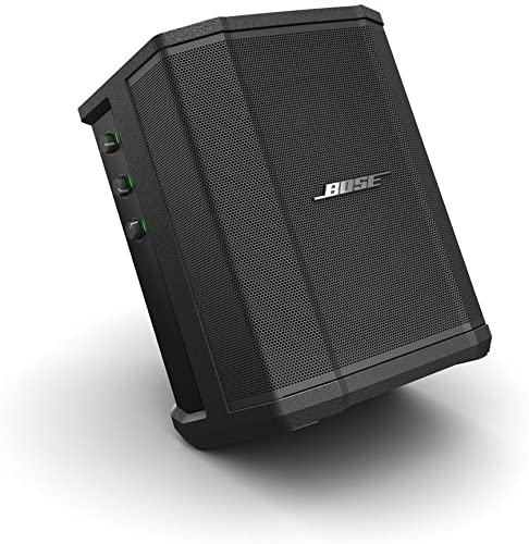 Bose S1 Pro Portable Bluetooth Speaker System w Battery Black