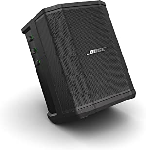 Bose S1 Pro Portable Bluetooth Speaker System w/ Battery – Black