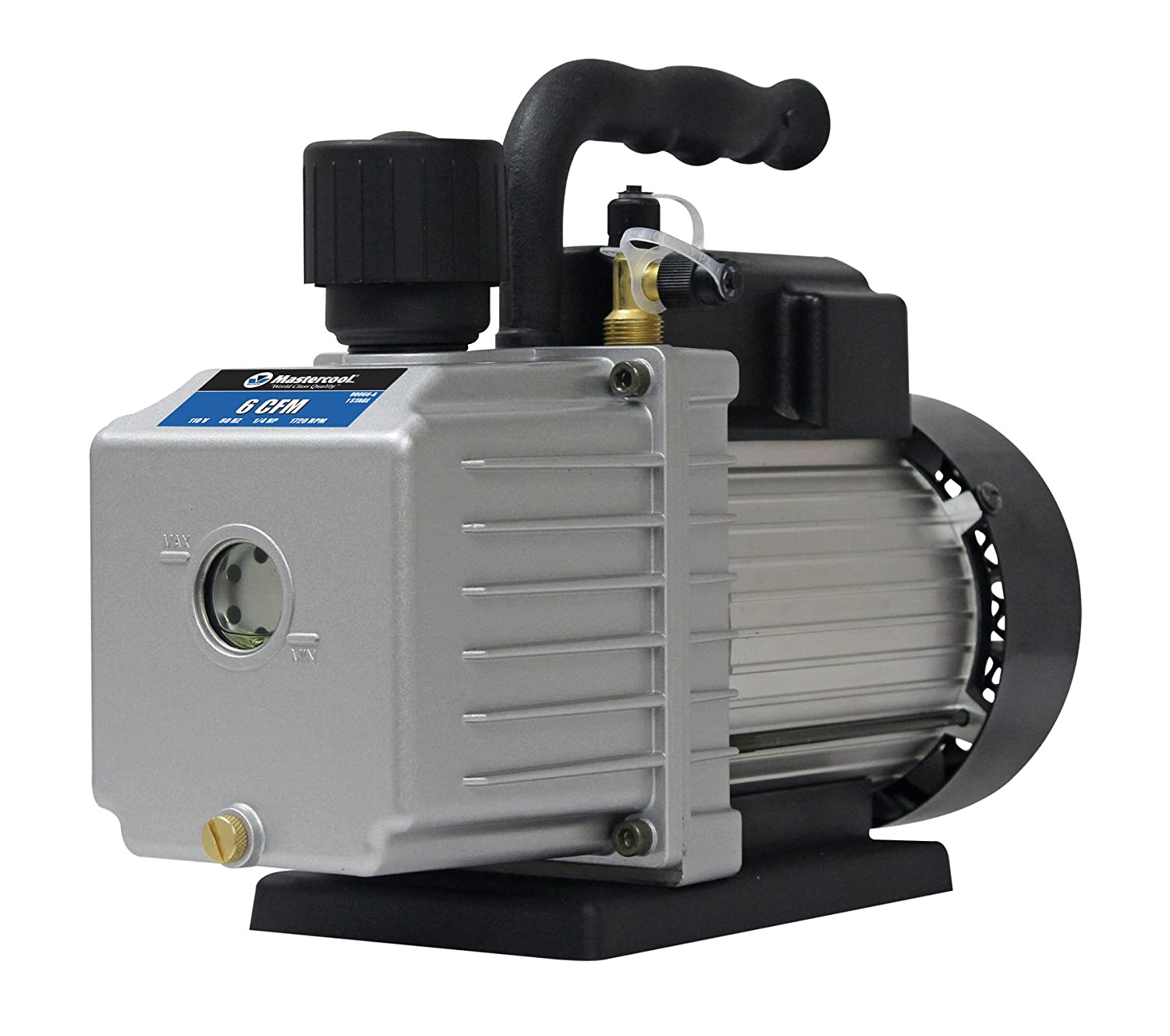 Secondary Back Up Vacuum Pump Suggestions Keeping A