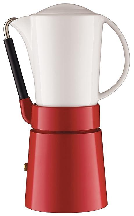 Amazon.com: Aerolatte Cafe Porcellana Espresso, Rojo ...