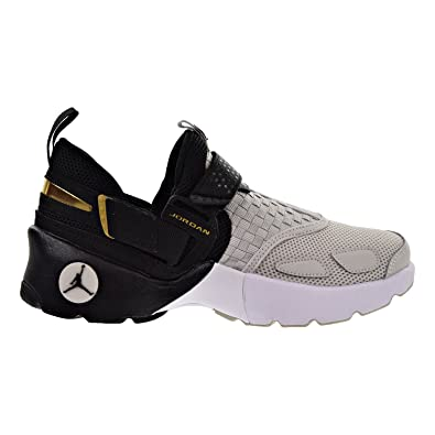 a347ca6ae0cf Jordan Trunner LX Big Kids Shoes Black Light Bone Metallic Gold 897996-031
