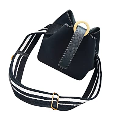 4016827877 Image Unavailable. Image not available for. Color  HFmorning Frosted Faux  Leather Shoulder Bag ...