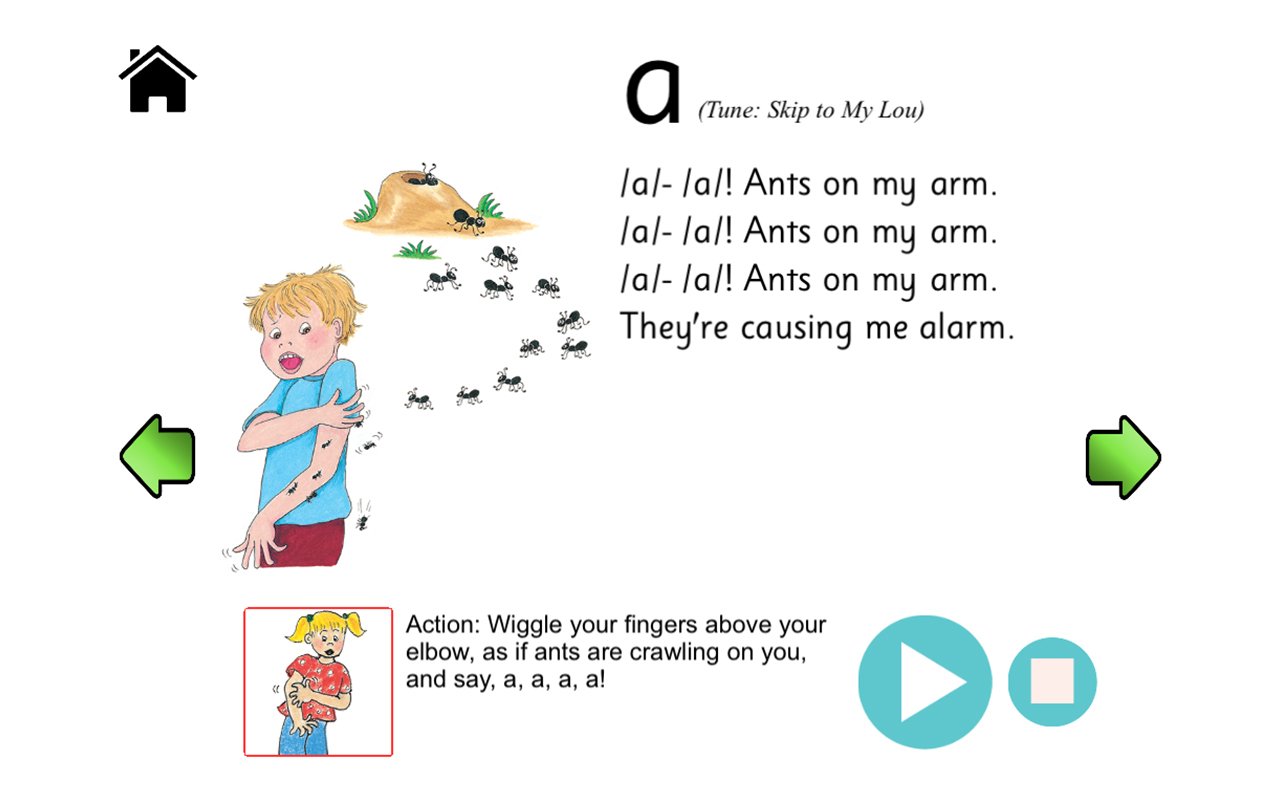 Jolly Phonics Songs: Amazon.es: Appstore para Android