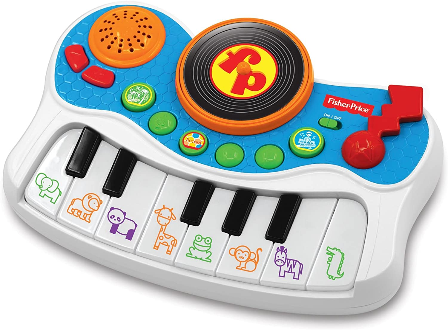Fisher-Price Estudio, Juguete Musical +2 años (Reig KFP2464), Kids ...
